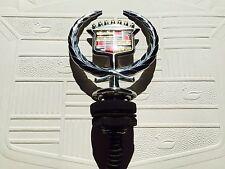 1993 - 1996 Cadillac DeVille STS Brougham Motorhauben Emblem Hood Ornament 1994
