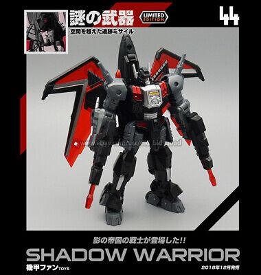MFT Transformers MF44 Black shadow Black eagle commander in stock