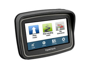 Installing a TomTom GPS on Your Motorcycle