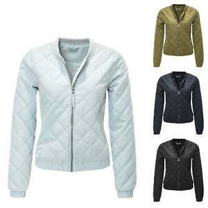 zeitloses Design Original wählen riesige Auswahl an Details zu Jacqueline de Yong Damen Bomberjacke Steppjacke Übergangsjacke  Damenjacke SALE %