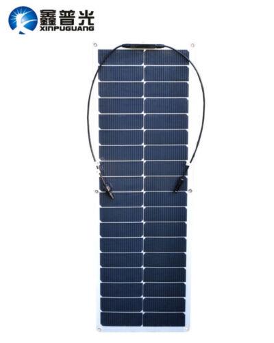 50 W 18 V panneau solaire puissance régulateur bateau véhicules récréatifs Caravane Camping 12 V Battery Charging