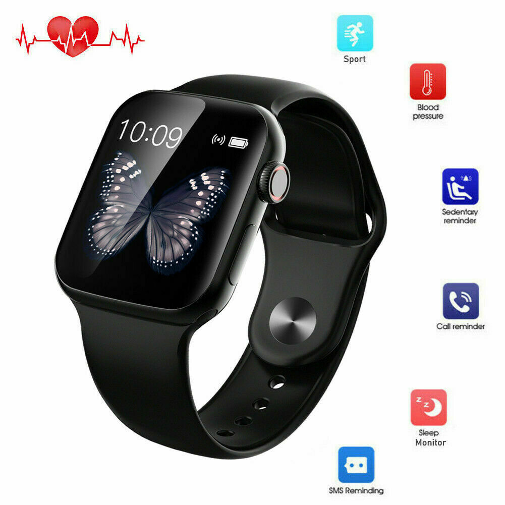 Smart Watch Heart Rate Monitor Sport Bracelet Touchscreen for iOS Android iPhone bracelet Featured for heart ios monitor rate smart sport touchscreen watch