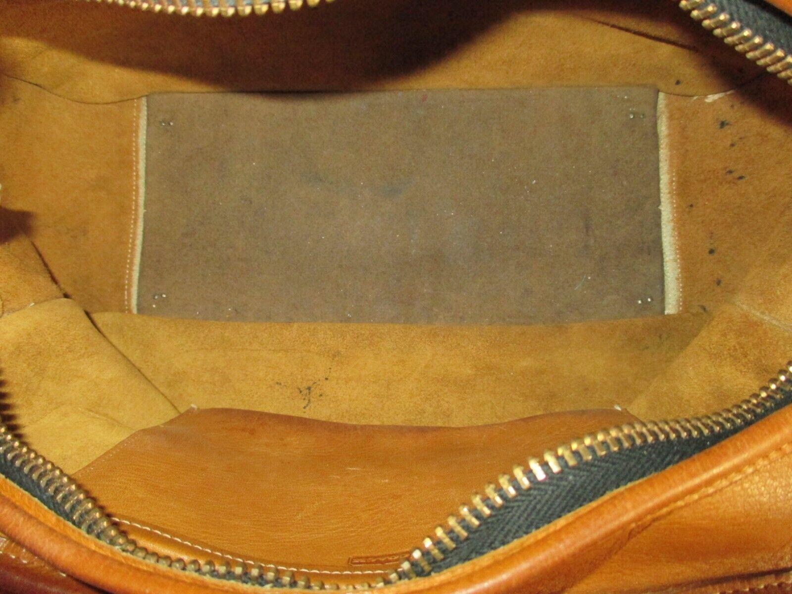 Vintage COACH/Bonnie Cashin Pre-Creed Original La… - image 9