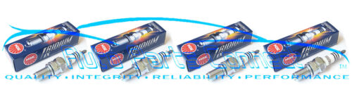 4 NGK IRIDIUM IX SPARK PLUGS for SUBARU IMPREZA 2.0L H4 NEW PERFORMANCE UPGRADE