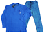 Solo Hot Mod L325 100 s In Winter Man Serafino Blu elettrico Cotton Pajamas Soprani FfCFR