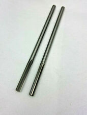 New Listing2 Pcs Toolmakers Machinists 1364 M2 High Speed Steel Fractional Chucking Reamer