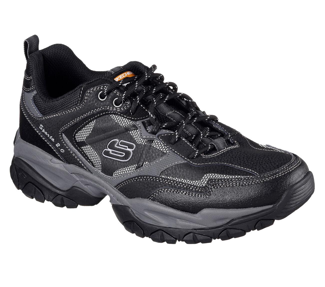 52700 W BKCC Wide Fit Black Skechers shoes Men Memory Foam Sport Comfort Sneaker