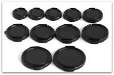 Any 10 pcs Lens Cap 25 27 28 30 30.5mm 34mm 37mm 39mm 40.5mm 43mm 46mm 49mm 52mm