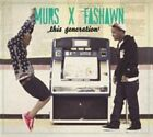Murs and Fashawn-this Generation-cd Duck Down