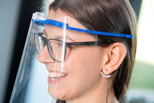 Gesichtsschutz Maske Visier Gesichtsmaske Augenschutz Schutzvisier Schutzschild