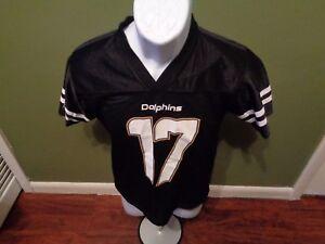 lowest price fa594 1fd2e Ryan Tannehill Youth BLACK Jersey Sz MEDIUM Miami Dolphins ...