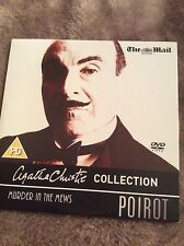 AGATHA CHRISTIE POIROT Murder In The Mews  DVD NEW