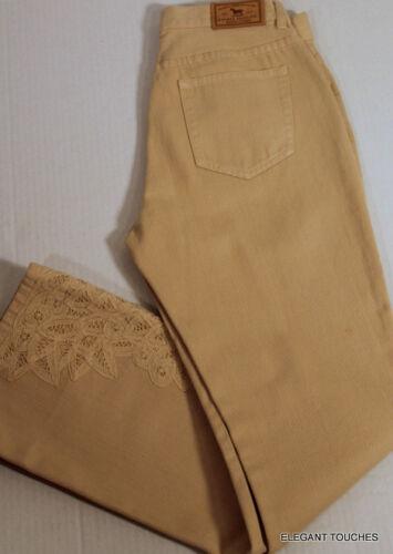 6 Ny Brown Co Blonde Lauren Kvinder Boot Jeans Accent Tan Cut Xw05wqxvI