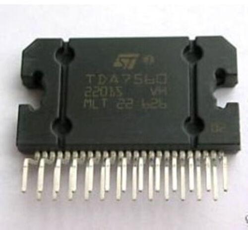1PCS TDA7560 4x45W Quad Bridge Car Radio Amplifier plus