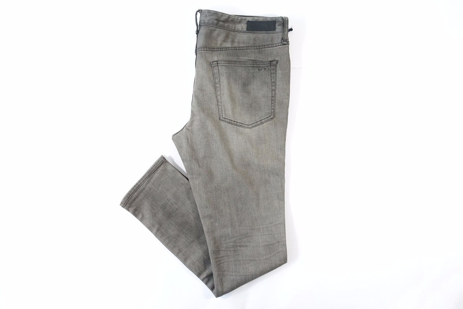 grauwire New York Grau 36 Enges Bein Garvey Hose Jeans Herren Nwt Neu  | Fuxin  | Großer Räumungsverkauf  | Moderate Kosten
