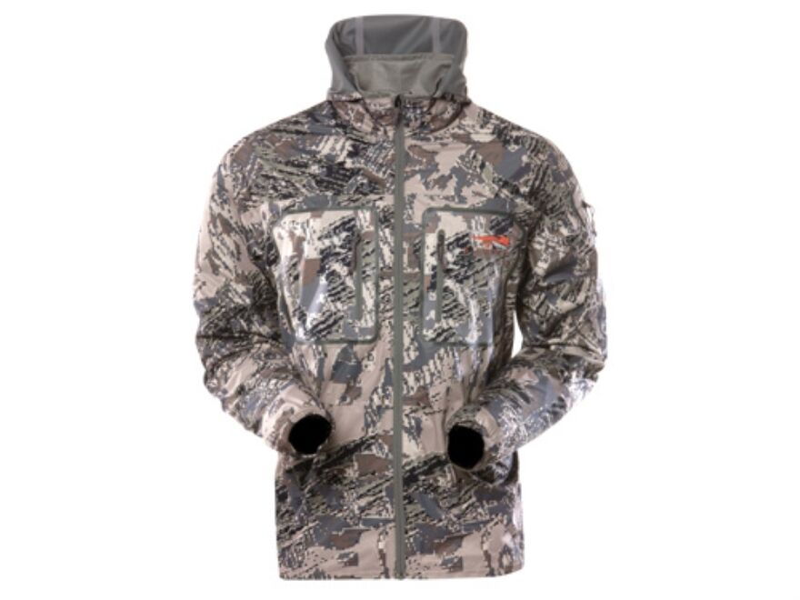Sitka Gear Contrail Wind Shirt  Optifade Open  Country  XXL  50037-OB-XXL  2XL  comfortably