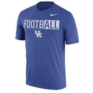 buy popular 70205 0550b Details about ($30) NIKE Kentucky Wildcats Football Jersey Shirt Adult  MEN'S/MENS (m-medium)