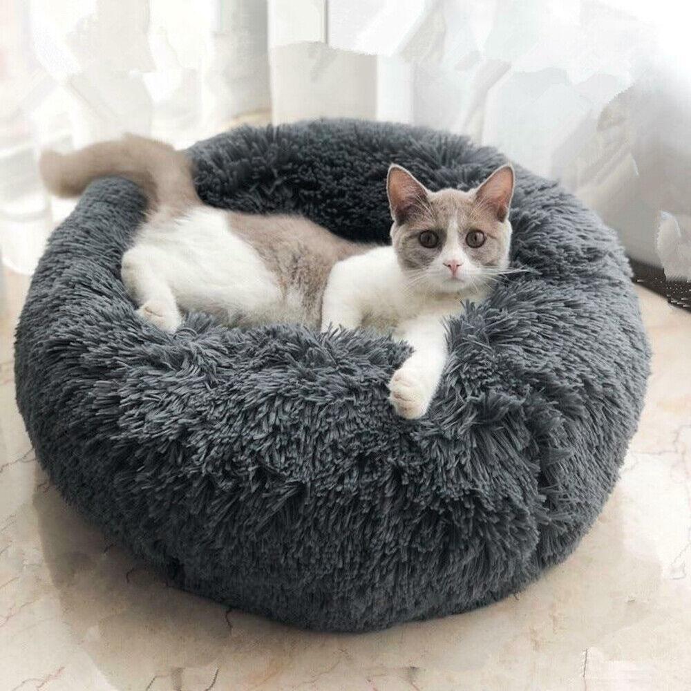 Coussin moelleux lavable et confortable pour Chien chat Chinot lit confortable 8