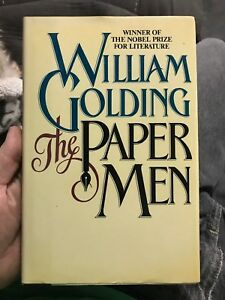 1st-Edition-THE-PAPER-MEN-William-Golding-NOBEL-PRIZE-Fiction-FIRST-PRINTING