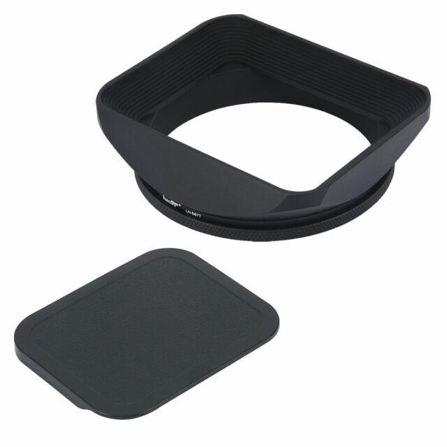 Screw-in Mount 67mm Standard Metal Lens Hood Shade Universal for DSLR SLR Camera