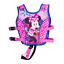 Jungen//Mädchen Kinder Schwimmweste Schwimmende Zip Life Jacket Schwimmhilfe Neu4