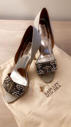Badgley Mischka Alessandra Heels 8.5