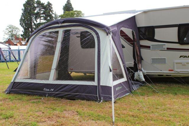 A1 Outdoor Revolution Elan 340 Caravan Porch Inflatable ...