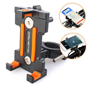 UNIVERSAL-Aluminum-Alloy-Bike-Bicycle-Handle-Cell-Phone-Mount-Handlebar-Holder