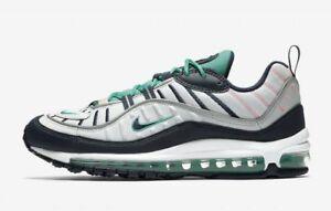 size 40 9c3e5 e1cb9 Image is loading Nike-Air-Max-98-South-Beach-Grey-Green-