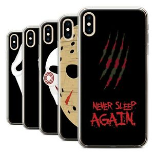 Gel-TPU-Case-for-Apple-iPhone-XS-Max-Horror-Movie-Art