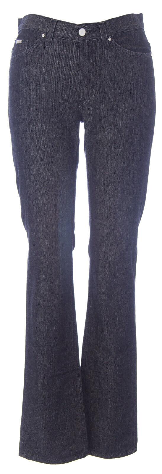 Gant Donna nero Dawn Jeans Vestibilità Classica 410517 Taglie 28 32