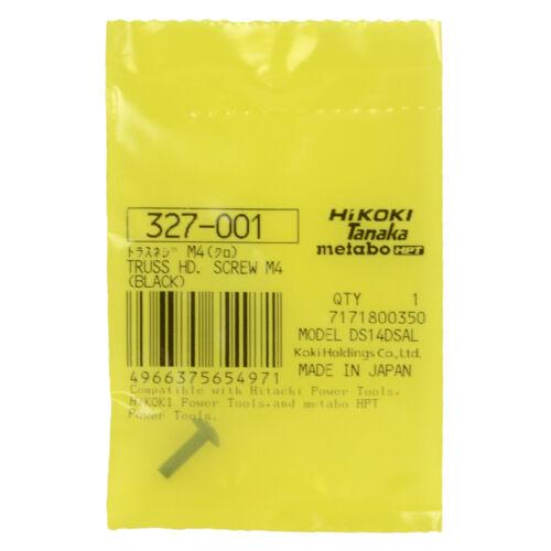 Hitachi Metabo CLIP CEINTURE /& VIS KIT 2PK Pour WH 18 DBDL WH 18 DSDL 18 V visseuse