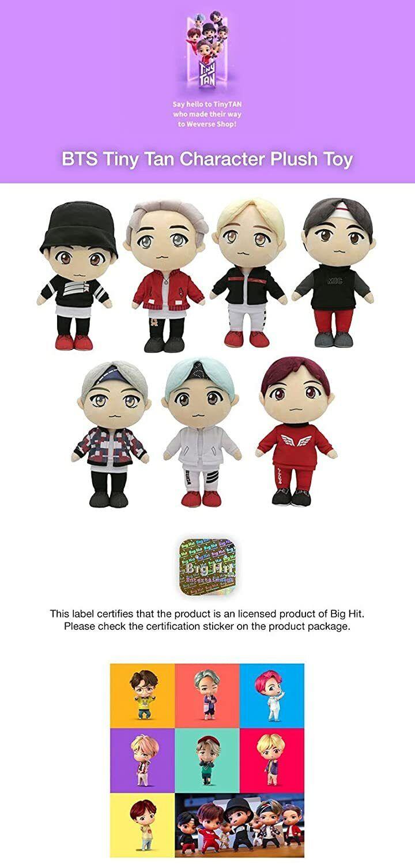 Image 9 - BTS TinyTAN MIC DROP Plush Doll Official Licensed Merchandise Kpop BTS Merch