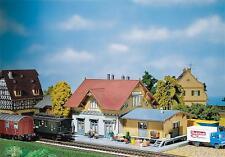 110097 Faller HO 1:87 Bausatz Kleinstation Blumenfeld - Neu + OVP