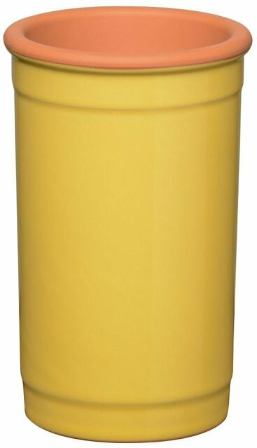 Clay Yellow Wine Cooler