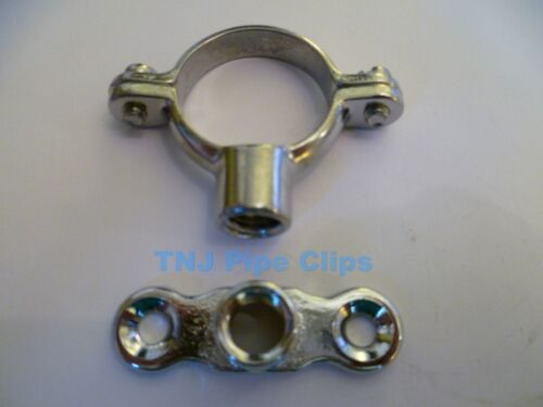 Brass Munsen Ring /& male or female backplates all sizes Brass or Chrome Finish
