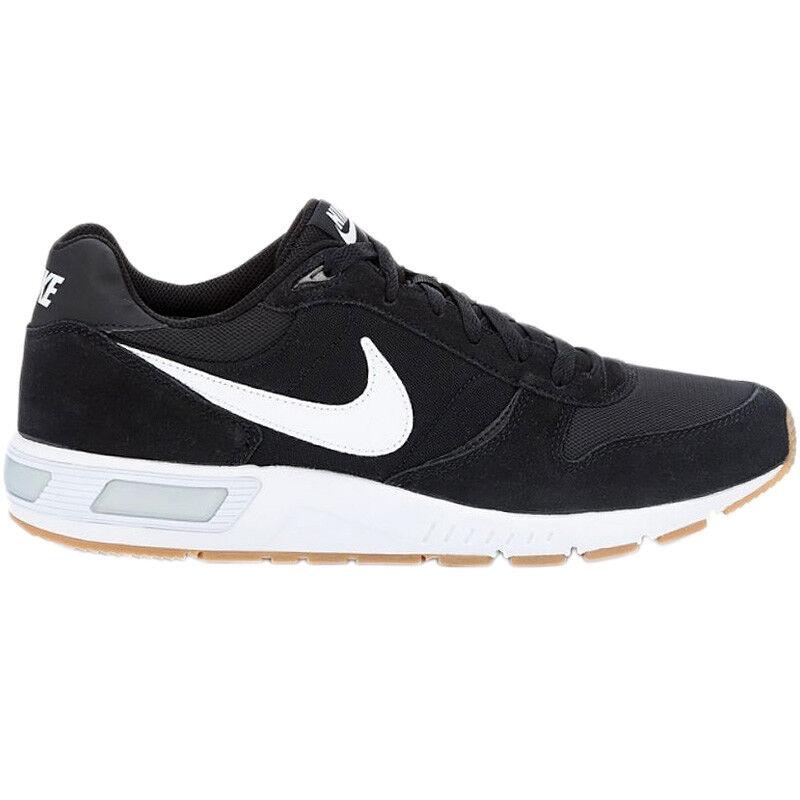 Nike nightgazer zapatos Negro hombre Trainers zapatos nightgazer 644402-006 nuevo top 0547ef