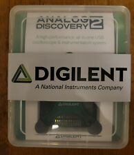 New Analog Discovery 2 Usb Oscilloscope Logic Analyzer Amp Variable Power Supply