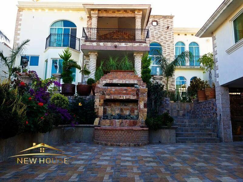 Residencia tipo hacienda en Balcones del Campestre