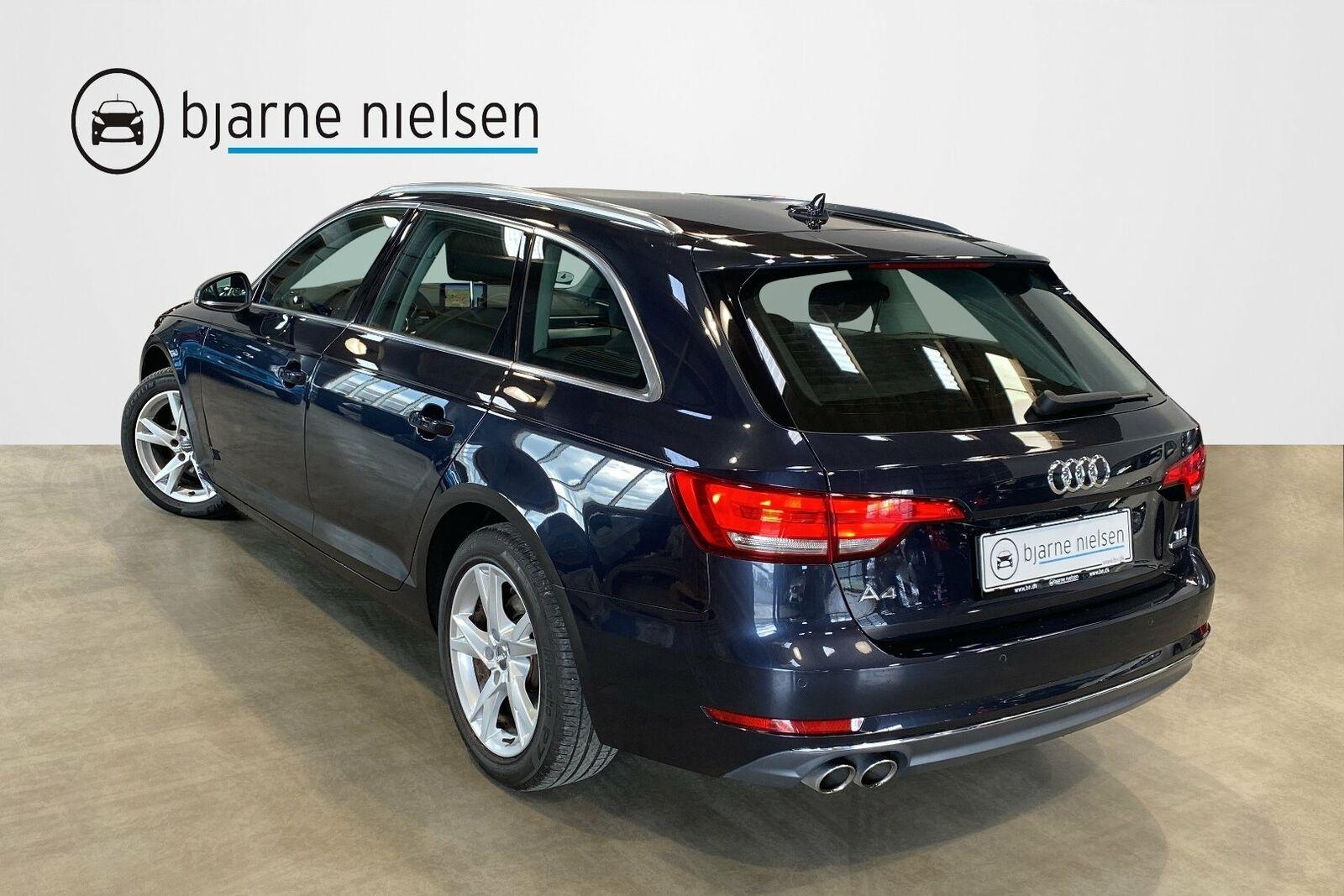 Audi A4 2,0 TDi 190 S-line Avant quattro S-tr. - billede 2