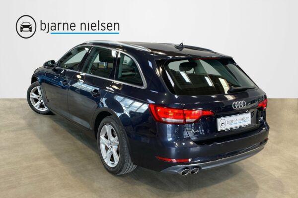 Audi A4 2,0 TDi 190 S-line Avant quattro S-tr. billede 2