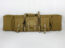 "Coyote Tan 42"" Soft Tactical Rifle Case"