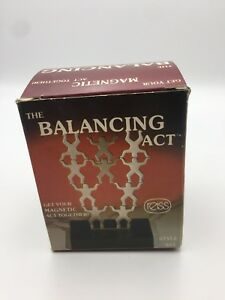 Image is loading Vintage-1980-Reiss-THE-BALANCING-ACT-Magnetic-Sculpture- 94fa144d721e