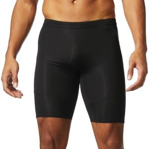 Details about Adidas Supernova Mens Short Running Tights Black show original title