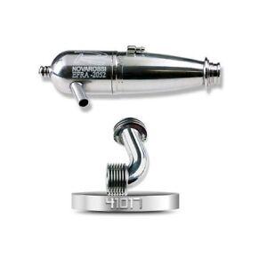 Novarossi 51011-017 Kit de silencieux 3.5cc en ligne 2052 collecteur 41017 7 anneaux