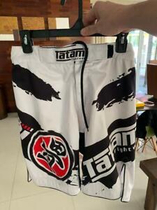Authentic Tatami MMA shorts