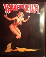 Adam Hughes Vampirella Diamond Eyes Edition 8 Inch Statue Mint Dc Direct