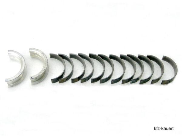100% Waar Glyco Hauptlager Satz Standard Passend Für 911 Sc 3,2 964 993 996turbo Porsche Hoge Veerkracht