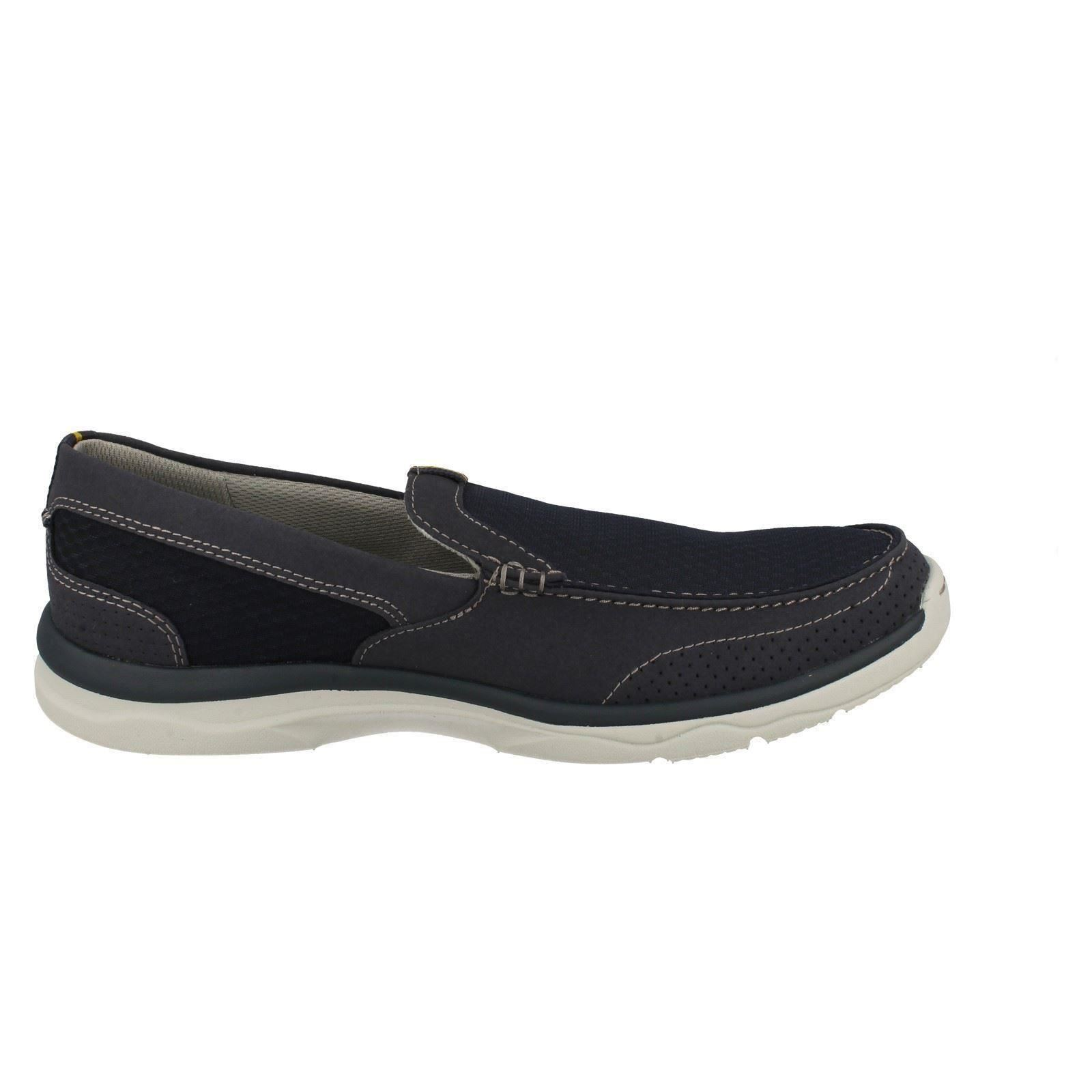 Step  Herren Clarks Cloud Steppers Marus Step  Casual Slip On Schuhes 7295cc