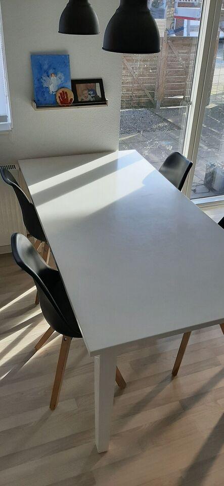 Spisebord, Træ, b: 90 l: 180